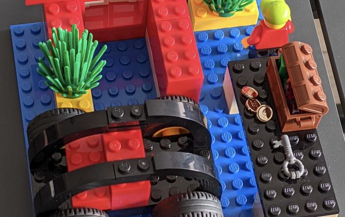 Atelier Lego serious Play Nantes